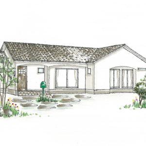 6月19日(土)・20日(日) 好評につき ひたちなか市三反田の平屋のおうちOPEN HOUSE を再開催します!