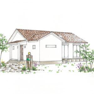 9月4日(土)・5日(日) 水戸市酒門町にて 平屋のおうち OPEN HOUSE を開催します!